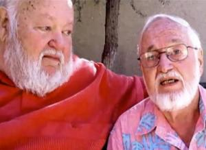 Ed & Derence spent 40 year together.  They fought desperately to have the Prop 8 decision enforced immediately so that they could marry before Ed's Alzheimer's advanced.  Ed died last December.  They were never able to marry.