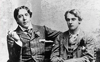 Wilde and Douglas, 1894